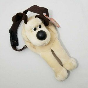 Other - Wallace & Gromit The Dog Bum Bag Fanny Pack Plush